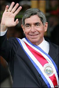 President Óscar Arias