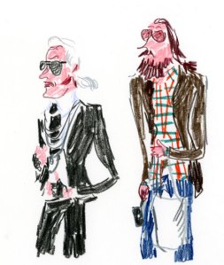 Jean-Philippe Delhomme: The Unknown Hipster